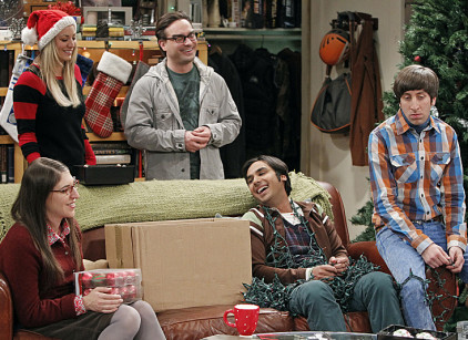 Watch The Big Bang Theory Season 7 Episode 11 Online
