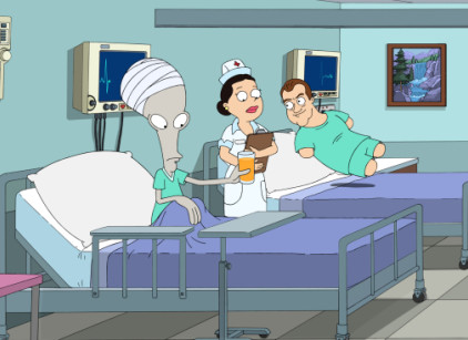 Watch American Dad Season 9 Episode 9 Online