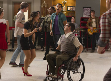 Watch Glee Season 5 Episode 9 Online