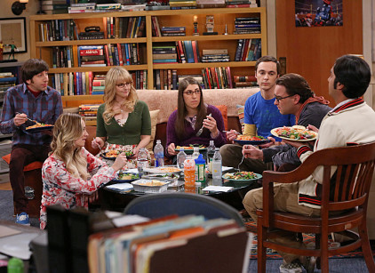Watch The Big Bang Theory Season 7 Episode 16 Online