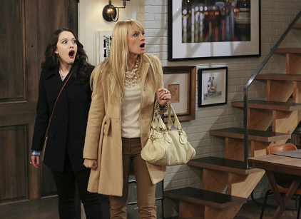 Watch 2 Broke Girls Season 3 Episode 18 Online