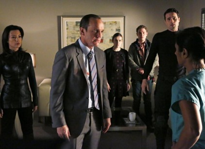 Watch Agents of S.H.I.E.L.D. Season 1 Episode 14 Online
