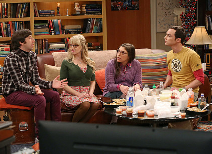 Watch The Big Bang Theory Season 7 Episode 17 Online