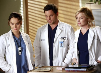 Watch Grey's Anatomy Season 10 Episode 15 Online