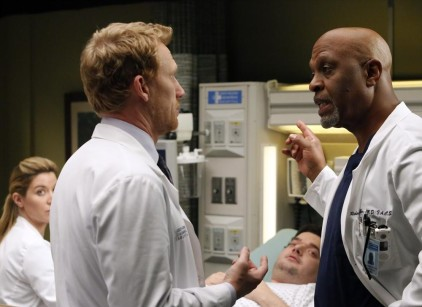 Watch Grey's Anatomy Season 10 Episode 16 Online