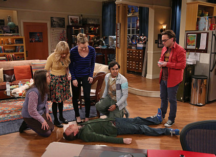 Watch The Big Bang Theory Season 7 Episode 18 Online