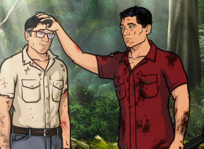 Watch Archer Season 5 Episode 8 Online
