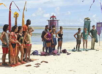 Watch Survivor Season 28 Episode 4 Online