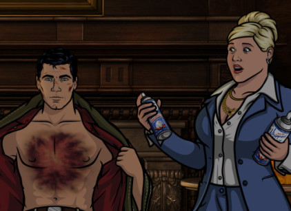 Watch Archer Season 5 Episode 9 Online