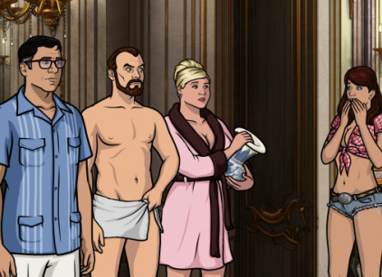 Watch Archer Season 5 Episode 10 Online