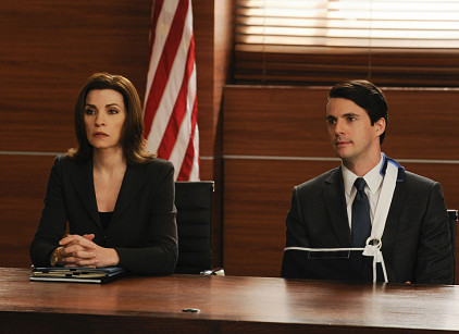 Watch The Good Wife Season 5 Episode 18 Online