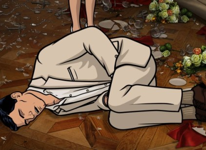 Watch Archer Season 5 Episode 11 Online