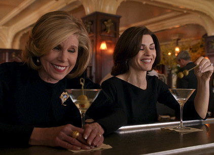 Watch The Good Wife Season 5 Episode 17 Online