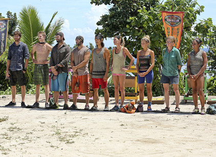 Watch Survivor Season 28 Episode 8 Online
