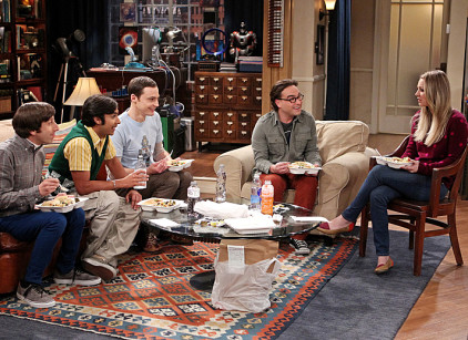 Watch The Big Bang Theory Season 7 Episode 22 Online