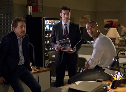 Watch Criminal Minds Season 9 Episode 23 Online