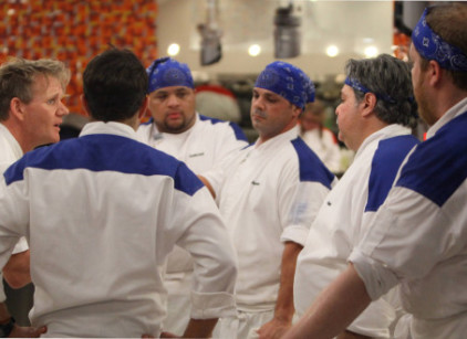 Watch Hell's Kitchen Season 12 Episode 11 Online