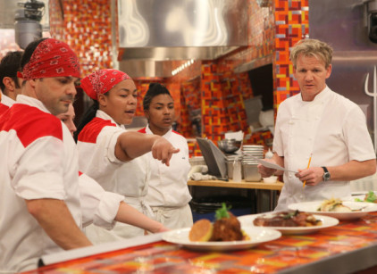 Watch Hell's Kitchen Season 12 Episode 13 Online