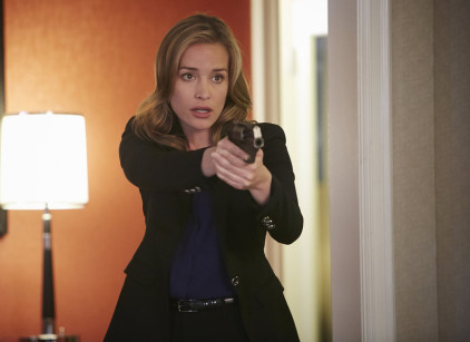 Watch Covert Affairs Season 5 Episode 1 Online