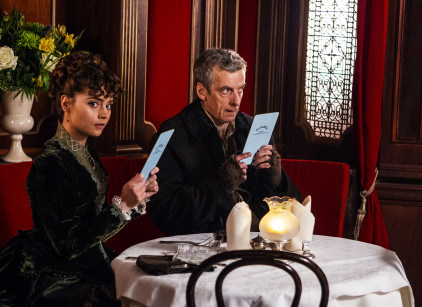Watch Doctor Who Season 8 Episode 1 Online