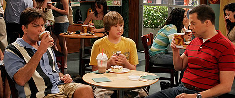 Charlie, Alan, and Jake