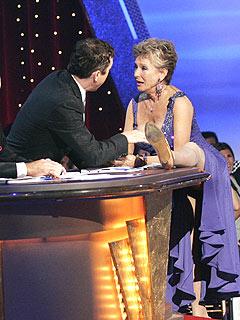Cloris Leachman Seduces