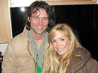 Joe Waterman and Jen Schefft
