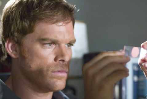 Dexter Morgan Picture