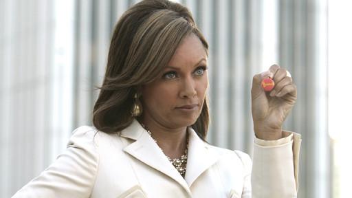 Wilhelmina Holds an Earring