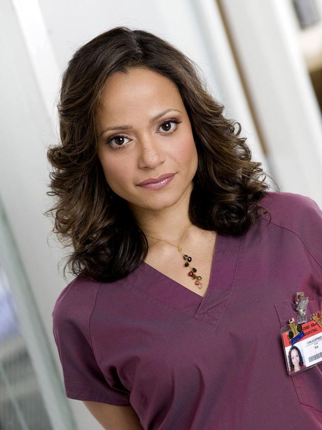 Judy Reyes as Carla Espinosa