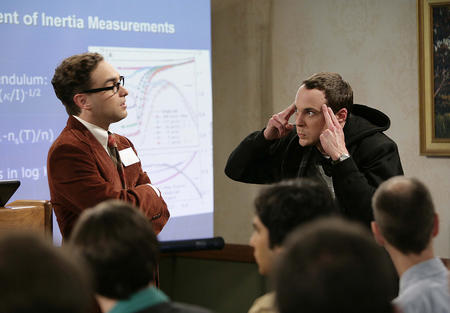 Sheldon's Mind Trick