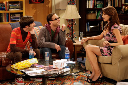 Leonard, Wolowitz and Missy