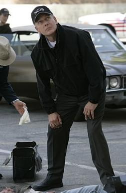 NCIS Scene