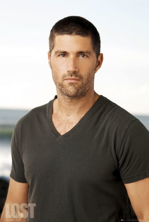 Matthew Fox as Jack Shephard