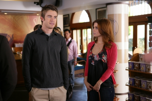 Megan and Robert Buckley