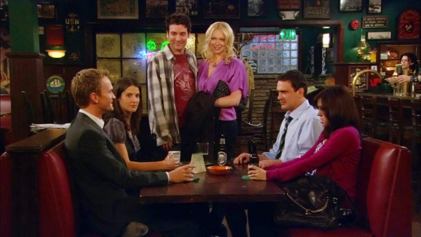 Ted, Karen and the Gang