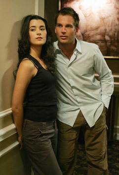 Tony and Ziva Photo
