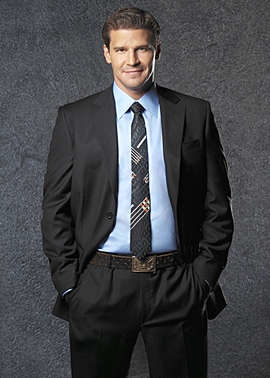 Boreanaz as Booth