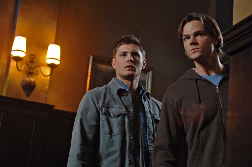 Sam and Dean Look Shocked