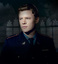 Chris Egan as David Shepard