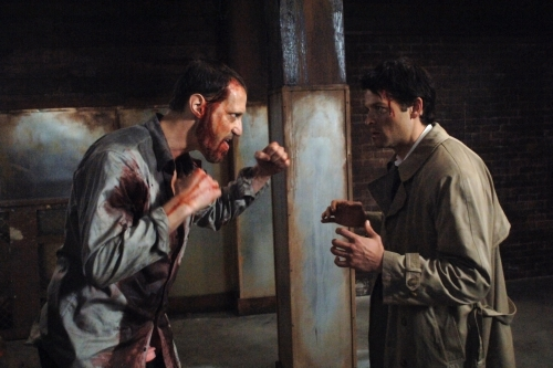 Castiel Versus Alastair