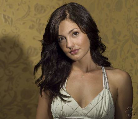 Minka Kelly of Friday Night Lights
