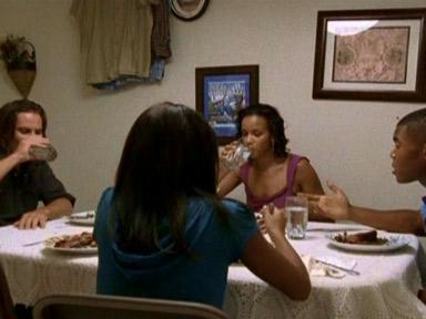 Dinner at the Williams'