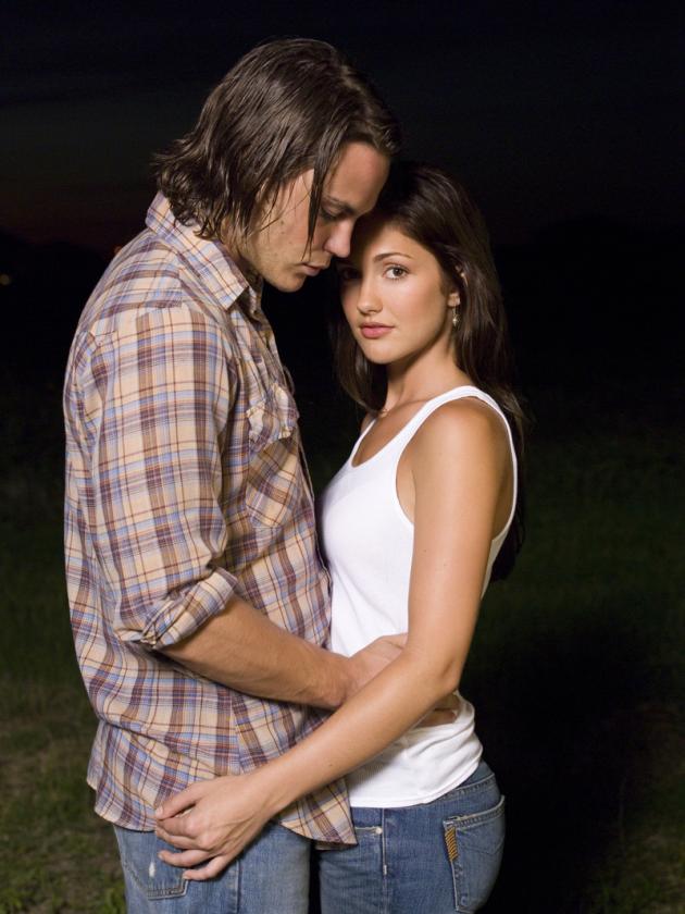 Tim and Lyla Photo