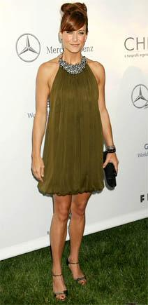 Kate Walsh at a Charity Event