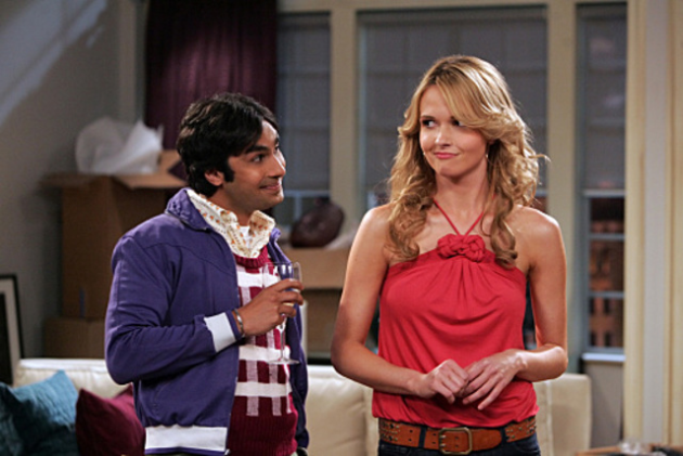 Raj Talks to Alicia