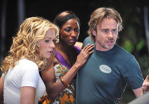 Sookie, Sam and Tara