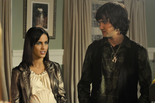 Adrianna and Navid