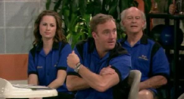 Gary's New Bowling Team
