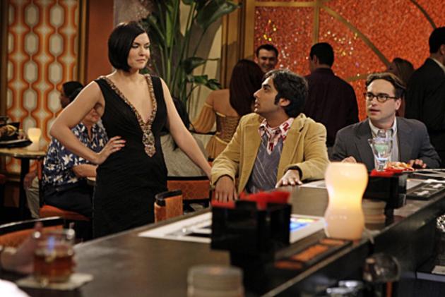 Raj and a Prostitute
